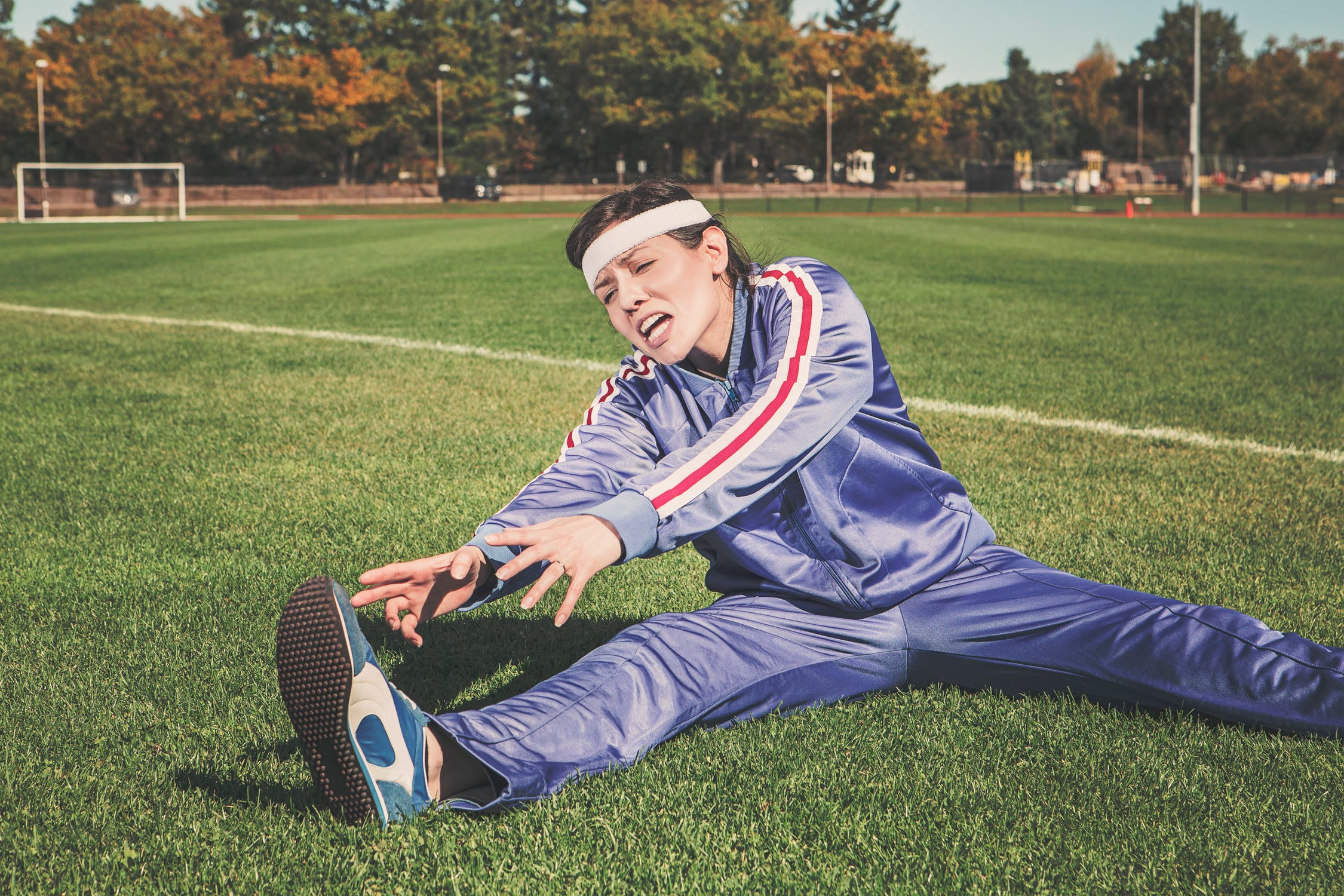 Спортивные нагрузки - одна из причин радикулита