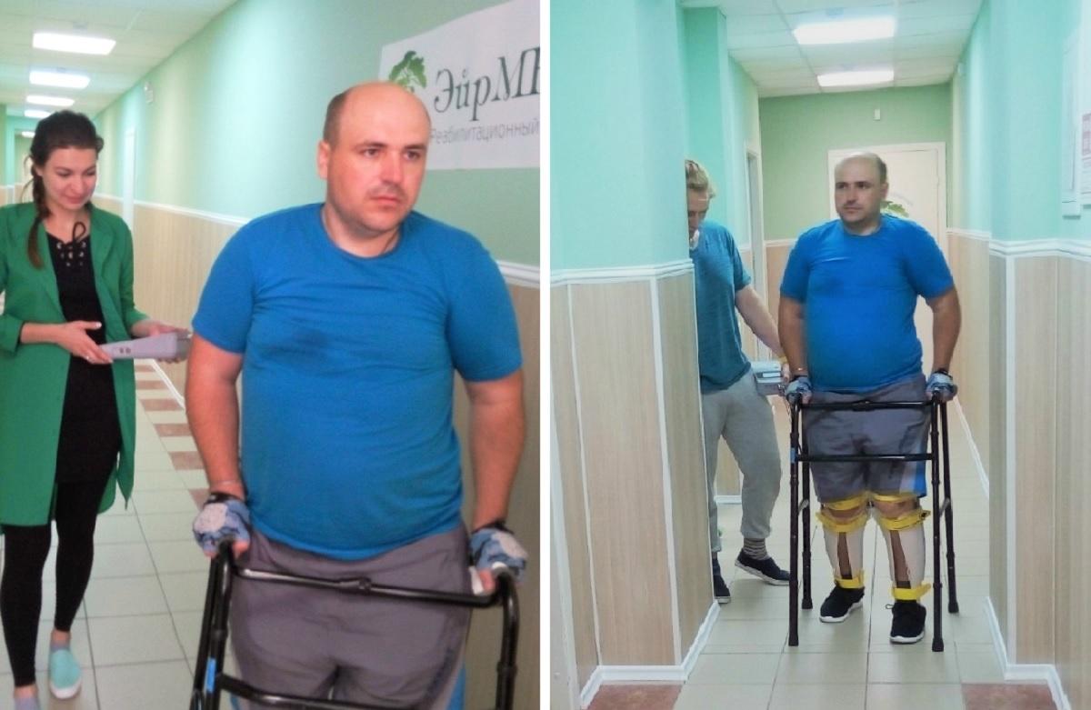 Реабилитация спинальных травм в ЭйрМЕД