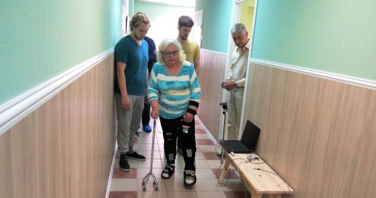 Восстановление ходьбы