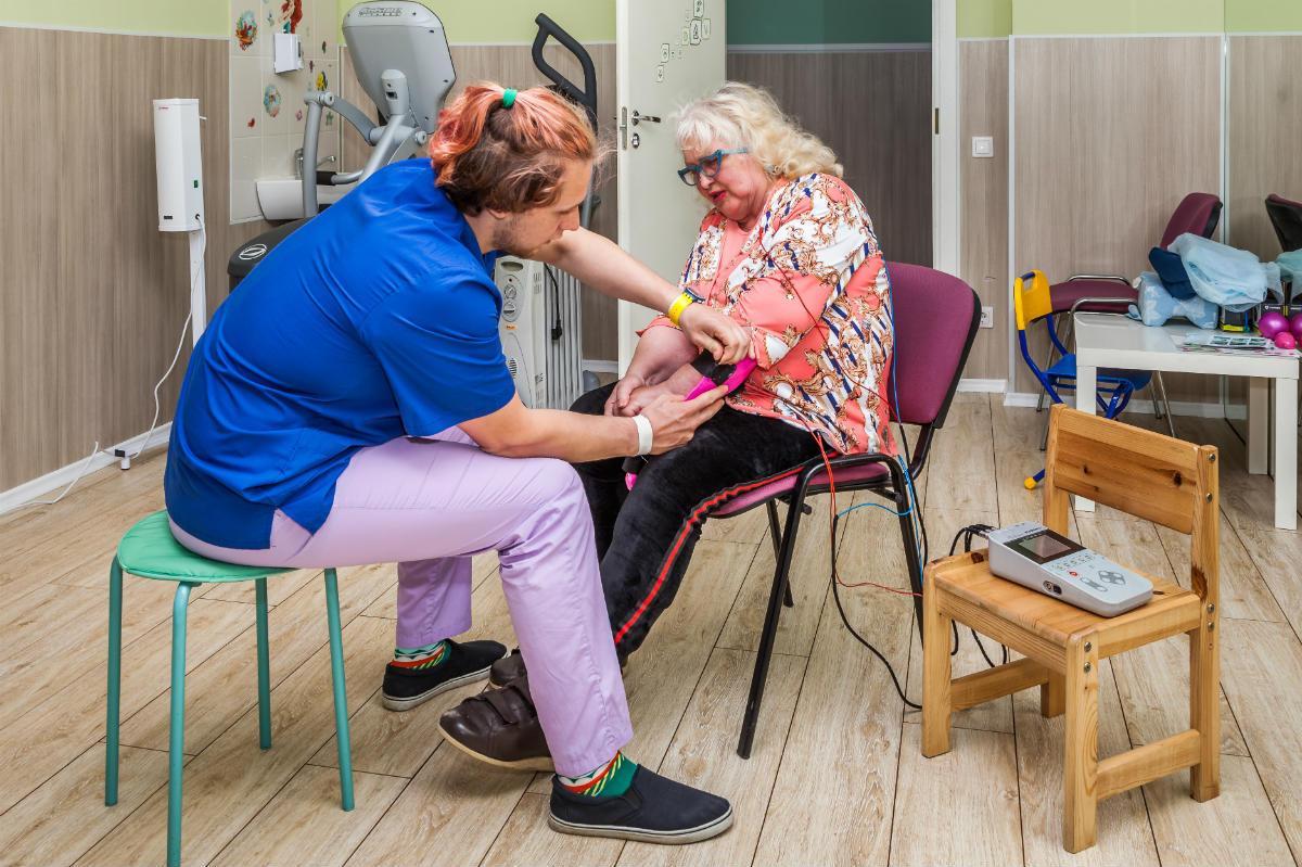 Спинальная стимуляция при лечении инсульта