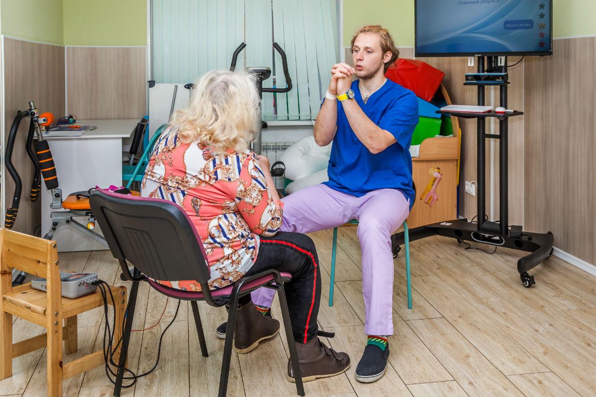 Физическая терапия в ЭйрМЕД